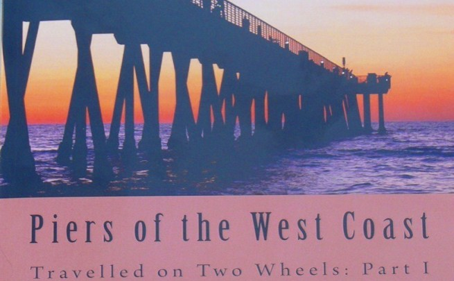 Book: Piers of the West Coast by Gary Koz Mraz