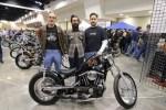 D.A. Gooden, Eric Gooden, and Dave Gooden II
