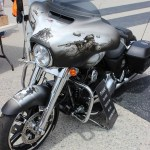 The 2014 Dixie Thunder Run raffle bike