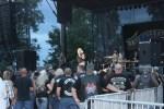 Black Oak Arkansas rocks the stage