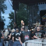 Black Oak Arkansas rocks the stage