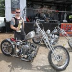 Nick Beaulieu of Forever Two Wheels took the win in the Bike Build-Off