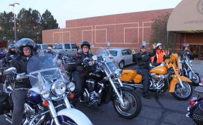 Steel Horse Sisterhood Summit 2014