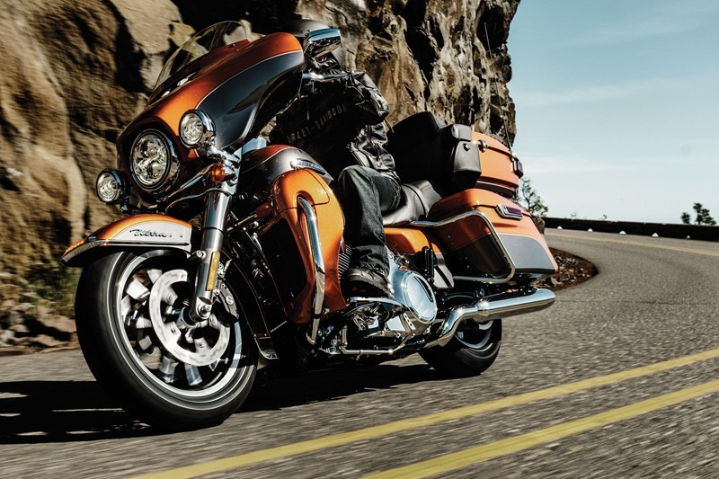 2015 Electra Glide Ultra Classic Low
