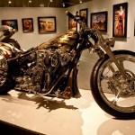 Michael Lichter's Built for Speed Motorcycles as Art Exhibit