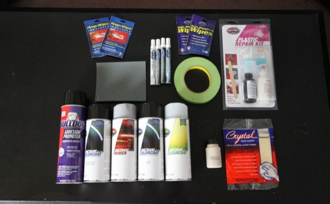ColorRite Touch-Up Paint