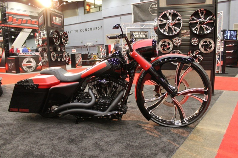 15th annual V-Twin Expo