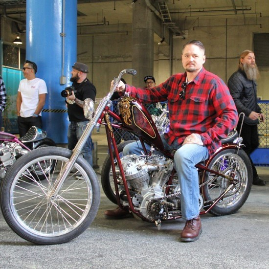 Bare Knuckle Choppers' Tornado Relief Fund