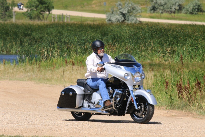 2016 Indian Chieftain: Best of both worlds