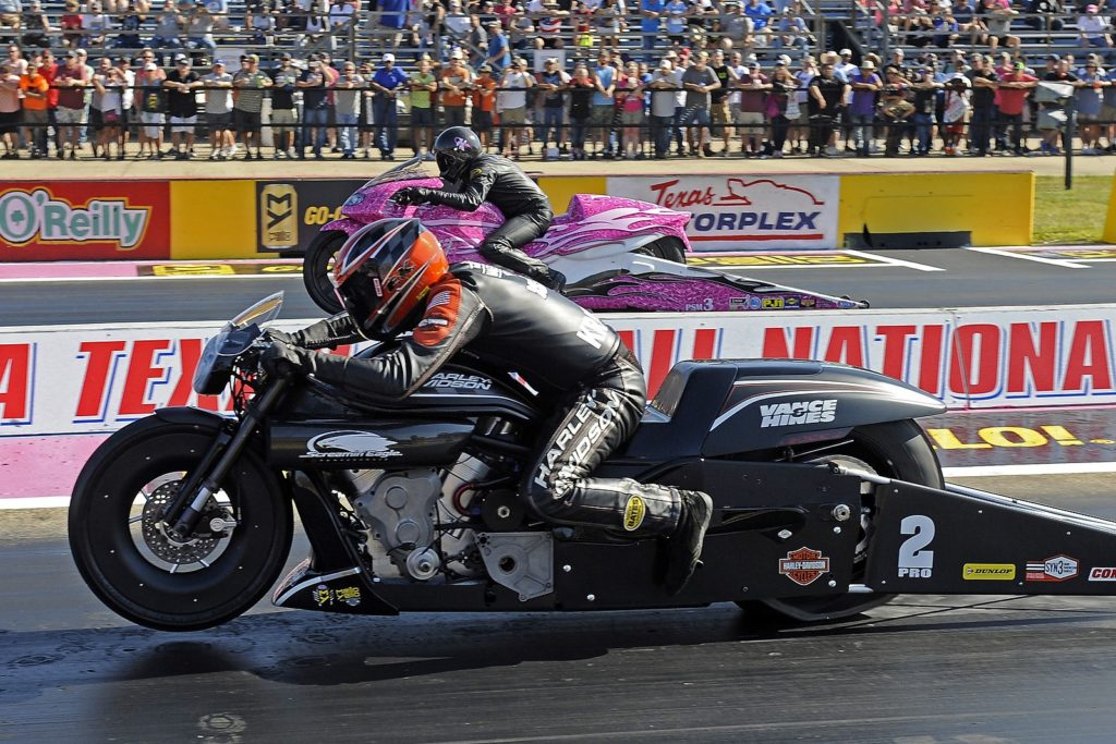 harley davidson dallas 4 way trailer wiring diagram power carries krawiec to nhra lead with win in