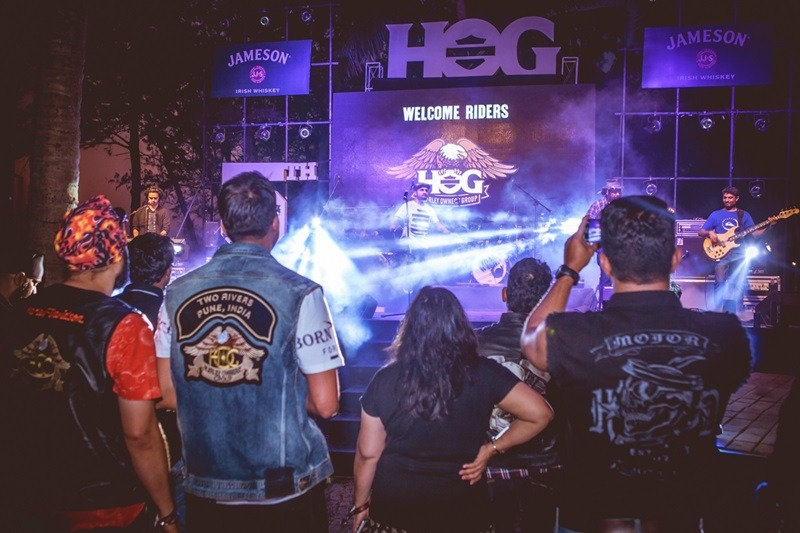 16th, 17th, 18th Feb - 5th H.O.G. Rally in Goa