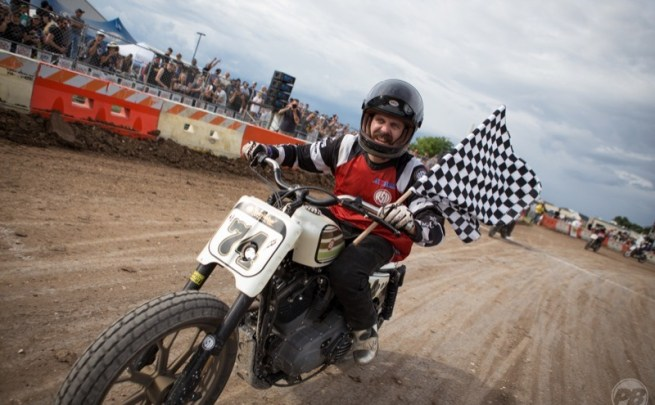 Hooligan Flat Track Racing