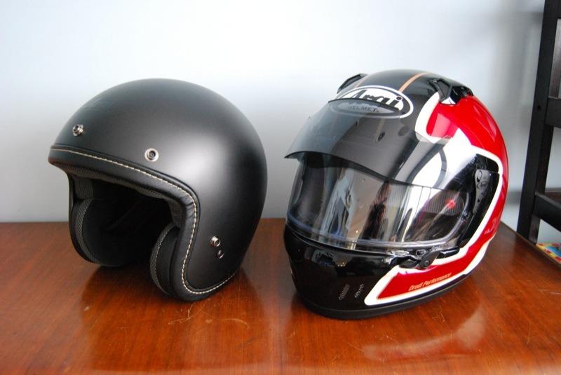 Nolan Classic-V and Defiant-X Helmet Review