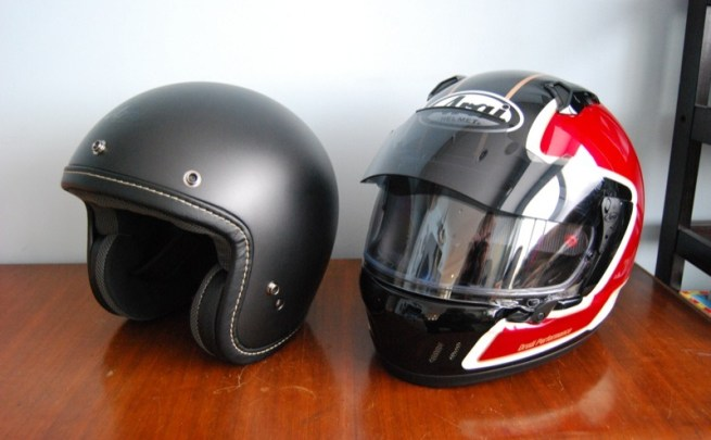 Nolan Classic-V and Defiant-X Helmet Review