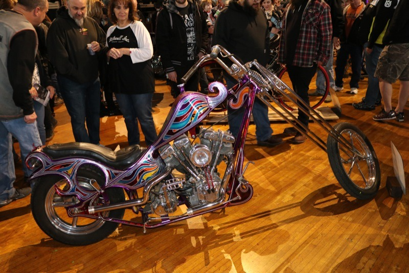 Mama Tried Motorcycle Show