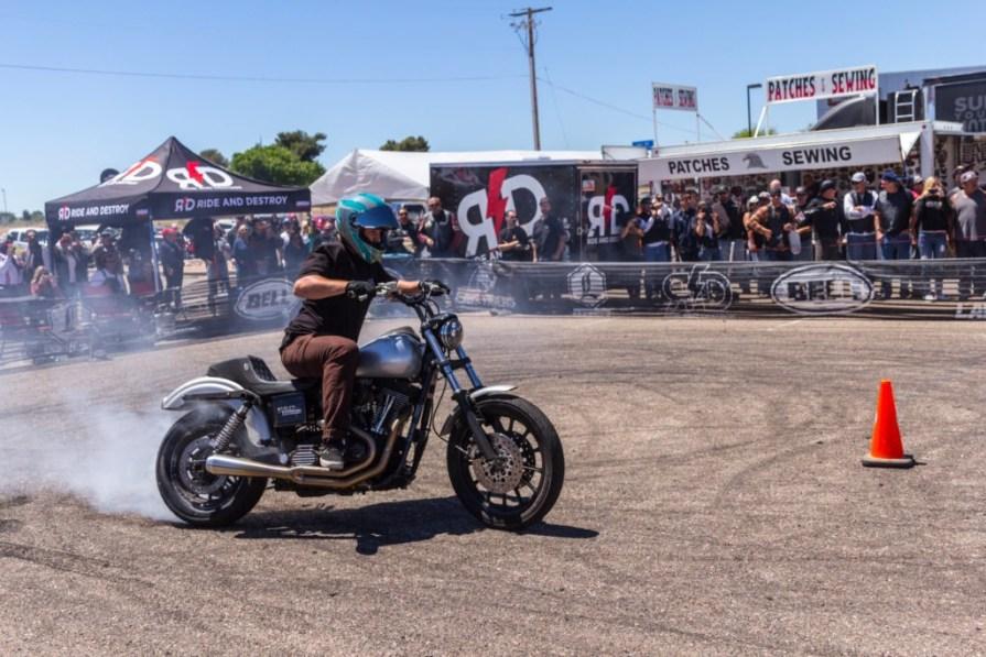 2019 Bell Brawl kicks off at Legends Vintage Motorcycles in