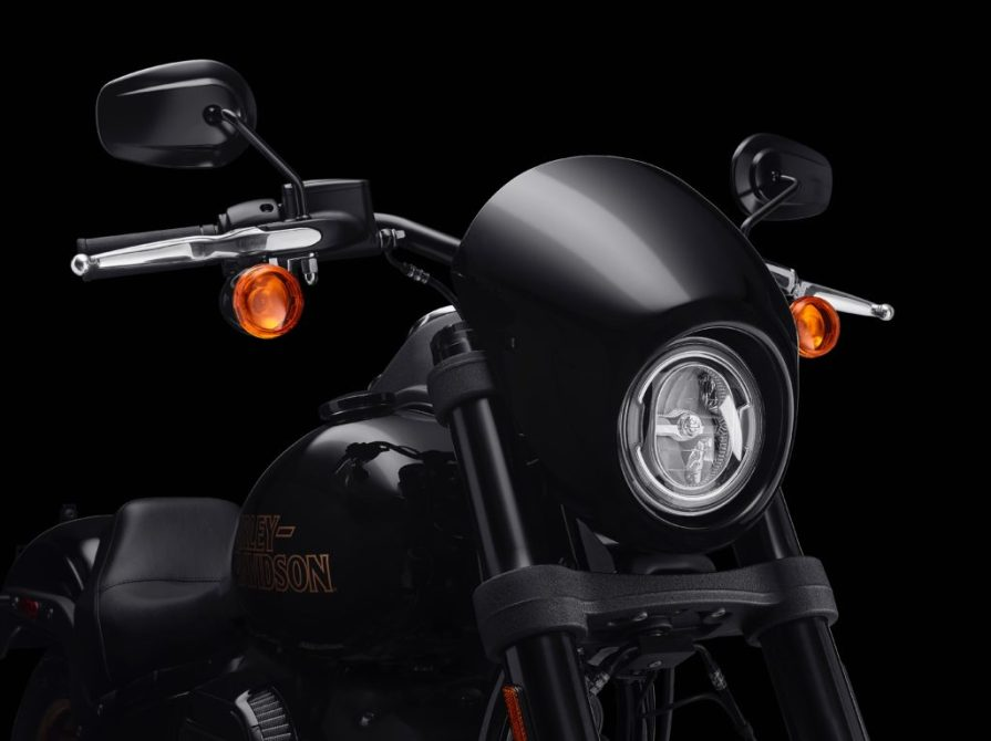 Low rider s Harley-Davidson Thunder Press
