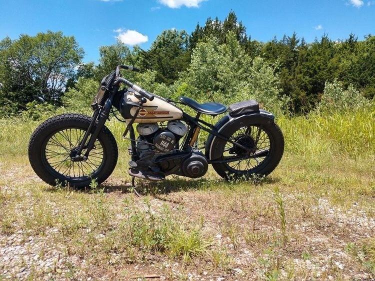 Thunder Press, Harley-Davidson WLA