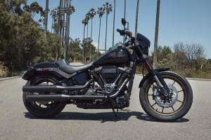 Harley-Davidson Low Rider s Thunder Press Kali Kotoski