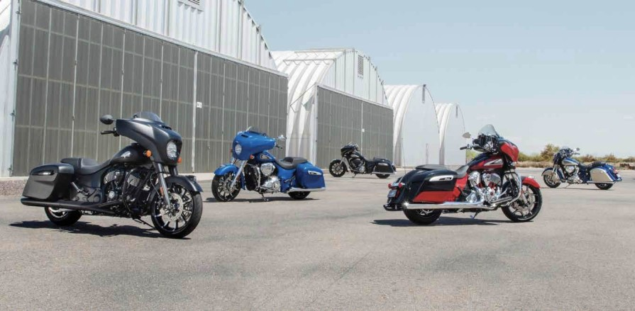 Indian Motorcycle Thunder Stroke