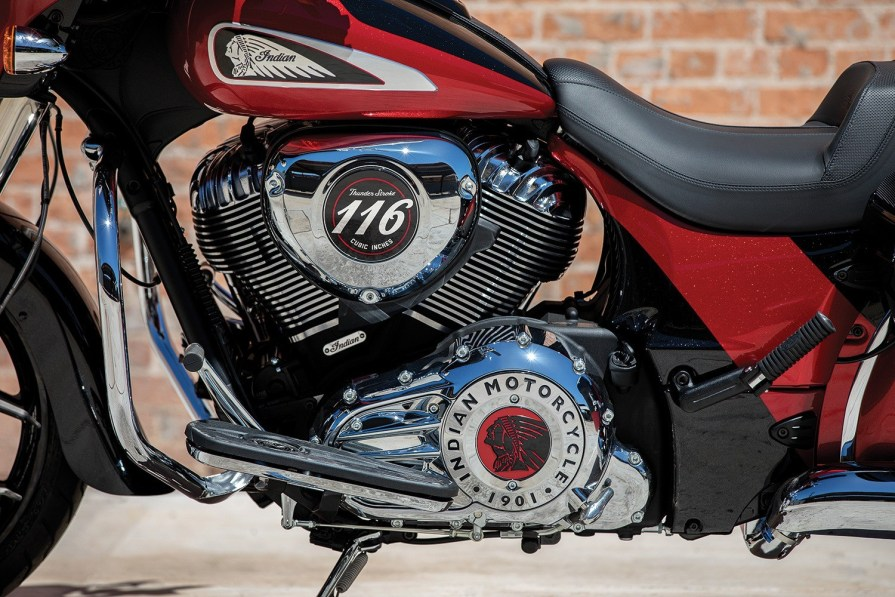2020 Indian Chieftain Elite Price: $34,999 MSRP
