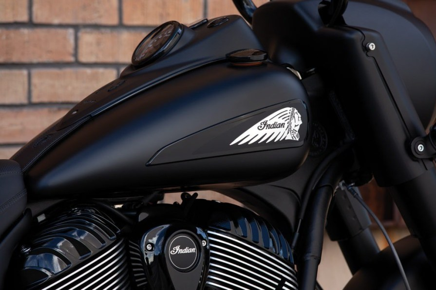 2020 Indian Springfield Dark Horse Price: $22,499 MSRP