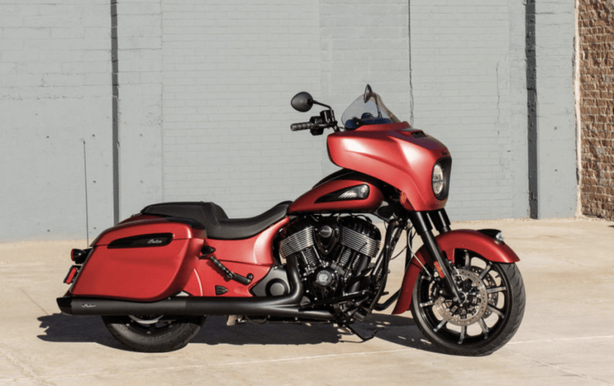 2020 Indian Chieftain Dark Horse 116. MSRP $27.999.