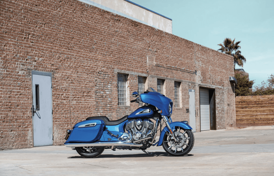 2020 Indian Chieftain Limited Price: From $27,999 MSRP