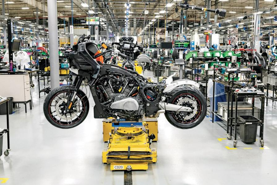 A frame-mounted fairing and a rigid aluminum chassis with compliant suspension are just some of the things developers focused on.