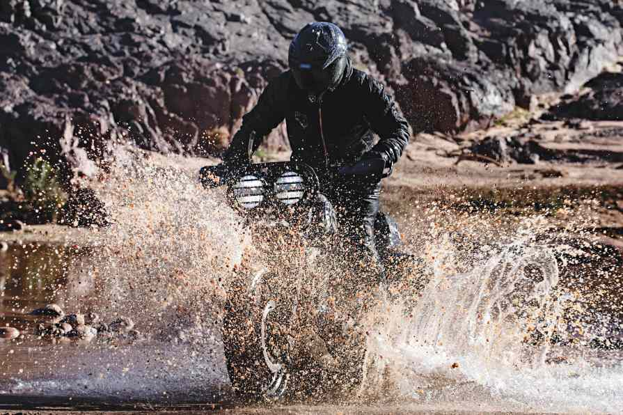 A collaboration between Harley-Davidson and maverick bike builders El Solitario. They created a V-Twin adventure bike that is filmed beautifully touring through the Sahara Desert.