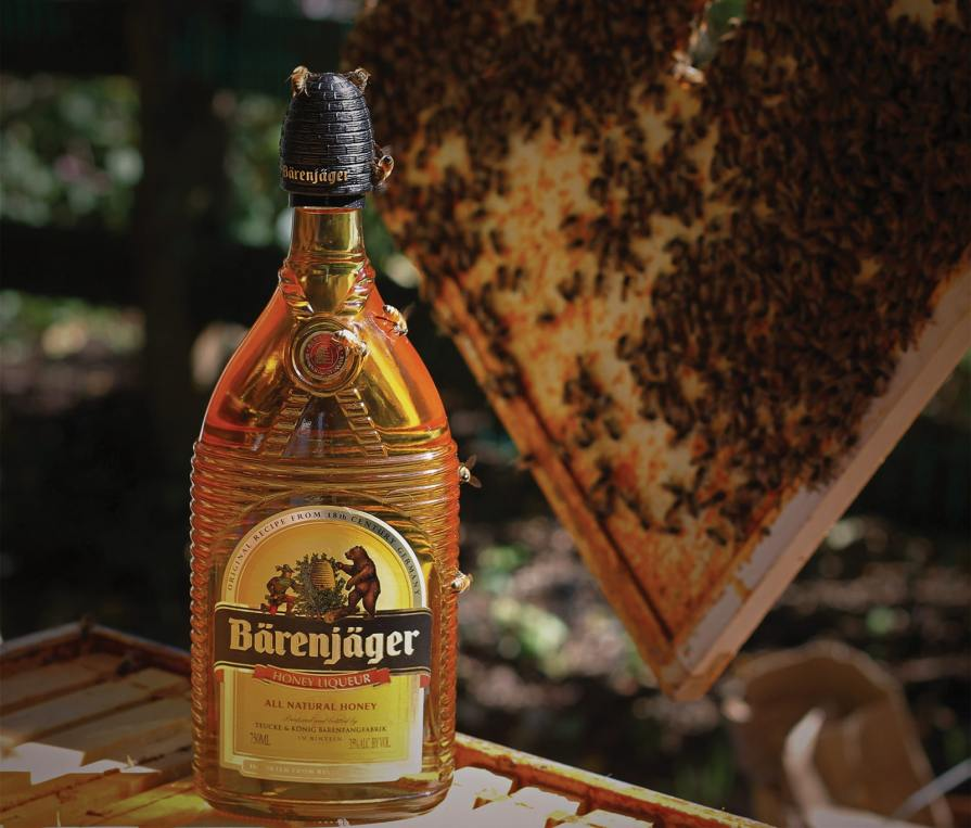 Thank you Bärenjäger Honey Liqueur for being the official booze sponsor for the tour. It can be sipped, mixed and knocked back. Ride responsibly!