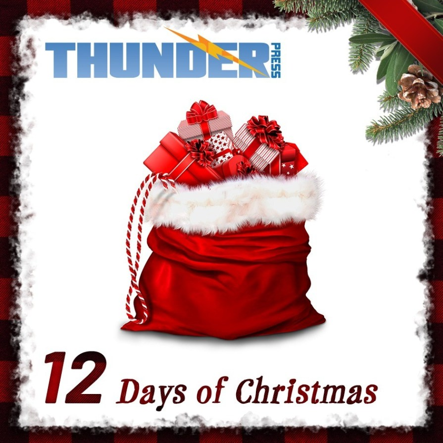 Thunder Press 12 Days of Christmas
