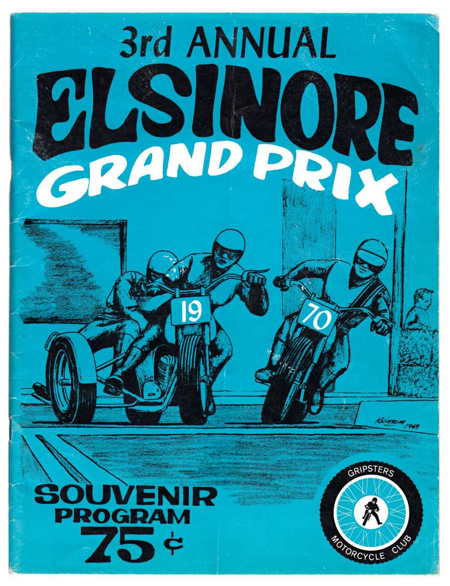 Elsinore On any Sunday Bruce Brown Malcolm Smith