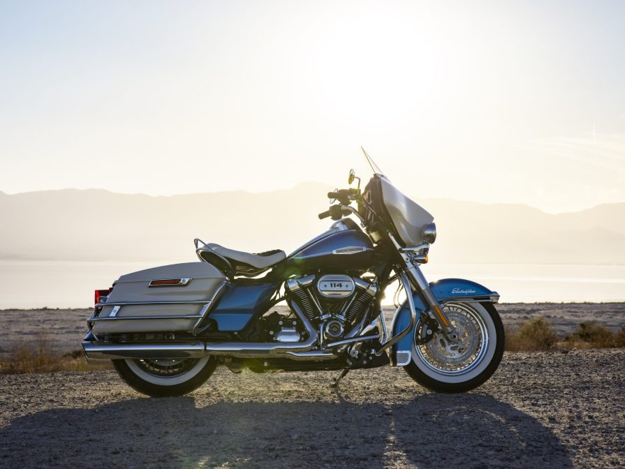 The 2021 Electra Glide Revival