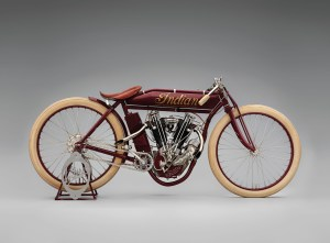 Magnificent Indian 8-valve Racer