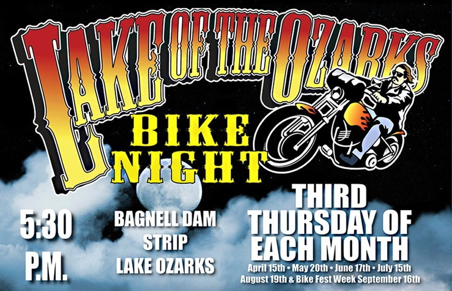 Lake of the Ozarks Bike Night