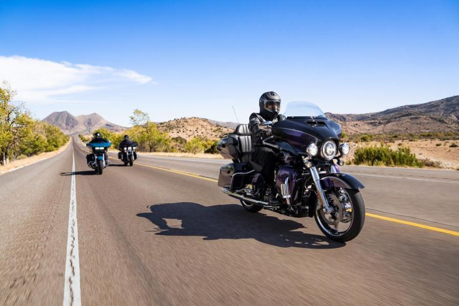 """Harley-Davidson """"Let's Ride Challenge"""" Sweepstakes"""