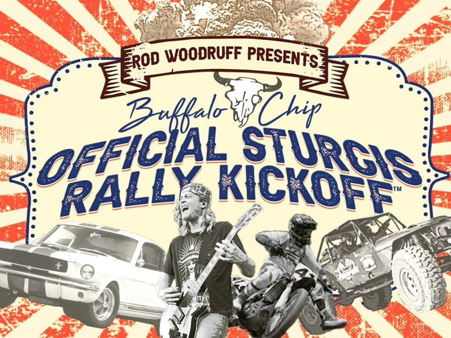 Official Sturgis Rally Kickoff Party at The Sturgis Buffalo Chip