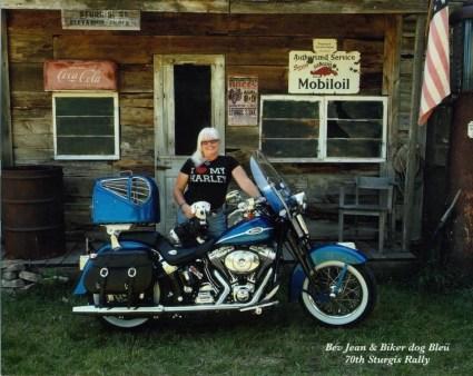 BevJean Charles Women Who Ride Harley-Davidsons
