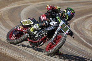 Indian Motorcycle Racing Wins Short Track Doubleheader
