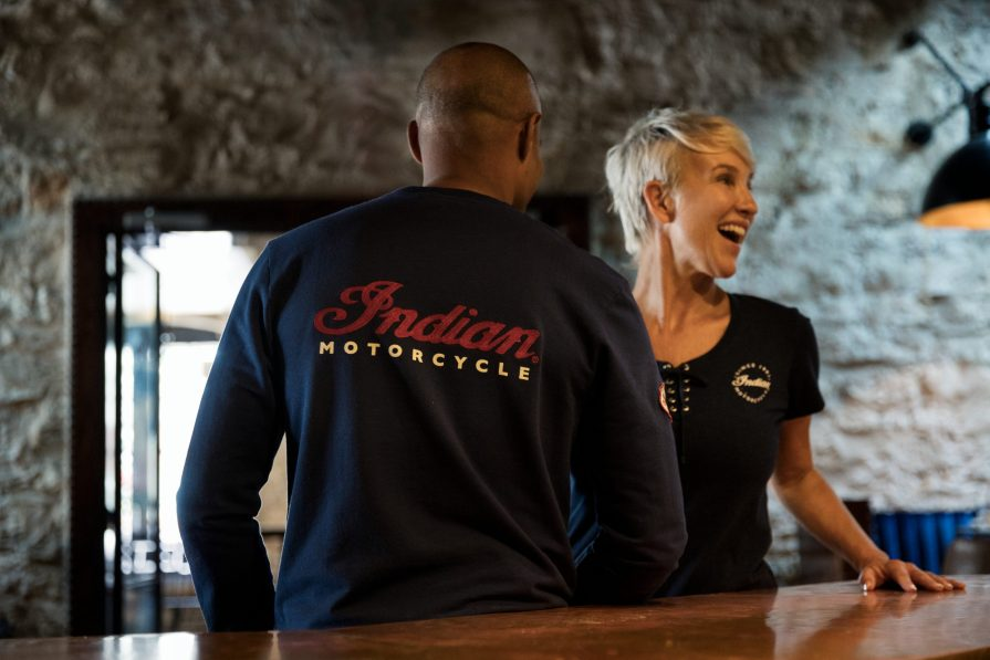 Indian Motorcycle Fall Apparel Collection