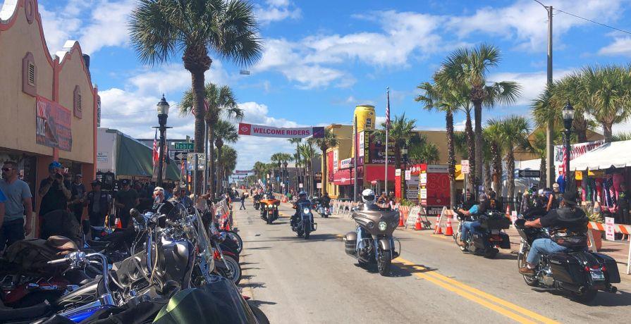 Daytona Beach 29th Annual Biketoberfest Rally