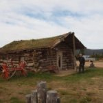 The oldest standing roadhouse in Alaska is located in Boundary