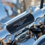 Serialized chrome plating adorns all Anniversary models