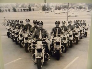 Vintage photos of the Corps were on display throughout the Simi Valley Cultural Arts Center