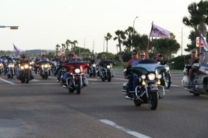 The Iron Horse Memorial Sunset Parade
