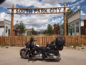 Touring the Colorado High Country - South Park City, Colorado