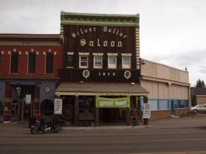 Dating back to 1879, the Silver Dollar Saloon is one of the few remaining original buildings in Leadville