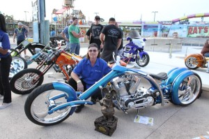 Daytona Bike Week, Rat's Hole Bike Show