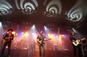 The Doobie Brothers knocked fans out with their perfect performance on Friday night. You just haven't partied until you've danced with the Doobies.